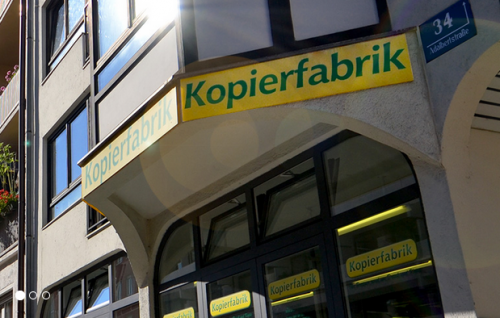 Firmenprofil von: Im guten Licht stehen – Hochwertige Geschäftsausstattung von Coras Digitaldruck in Mühldorf