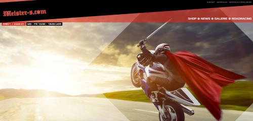 Firmenprofil von: Holen Sie das Beste aus Ihrem Motorrad raus – Meister-S.com in Parchim