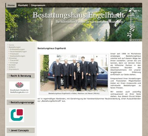 Firmenprofil von: Friedwald Bestattungen in Waren Bestattungshaus Engelhardt