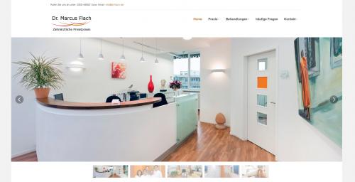 Firmenprofil von: Gesunde Zähne dank guter Vorsorge - zahnärztliche Privatpraxis Dr. Flach in Wuppertal